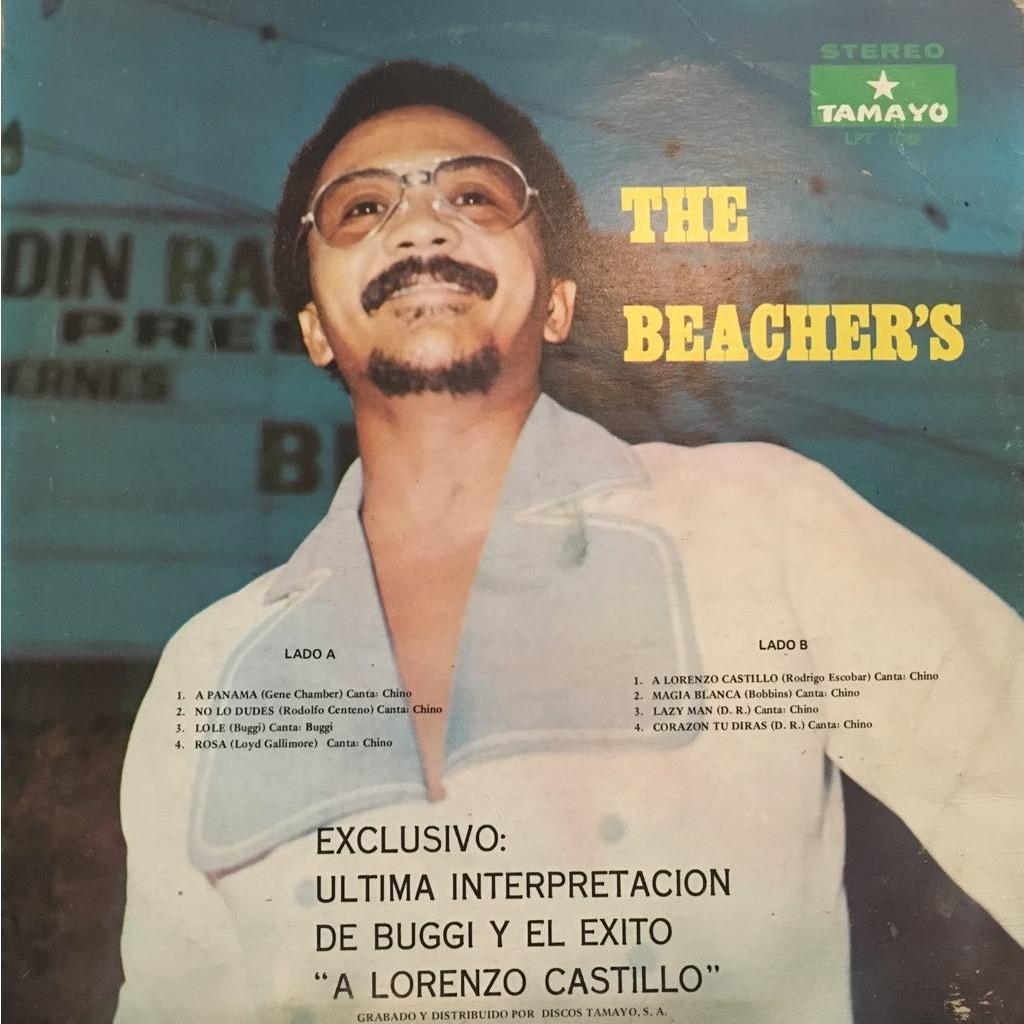The Beacher's Exclusivo Ultima interpretacion de Buggy