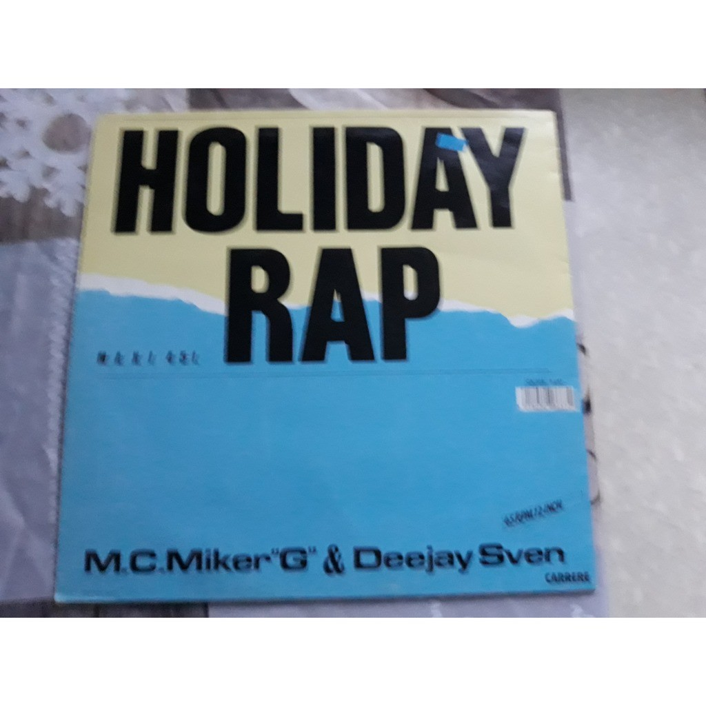 MC MIKER G AND DEEJAY SVEN HOLIDAY RAP / WHIMSICAL TOUCH