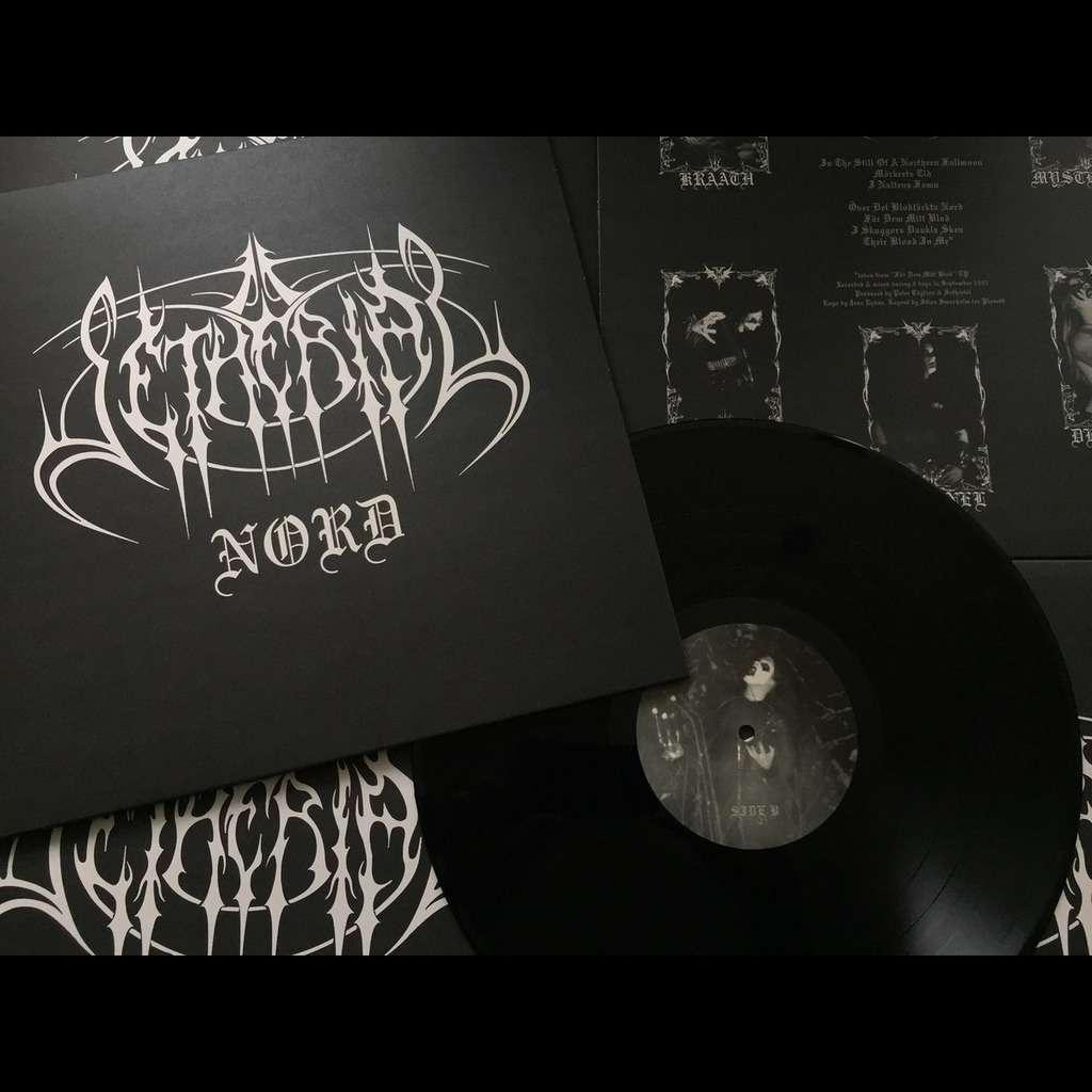 SETHERIAL Nord. Black Vinyl