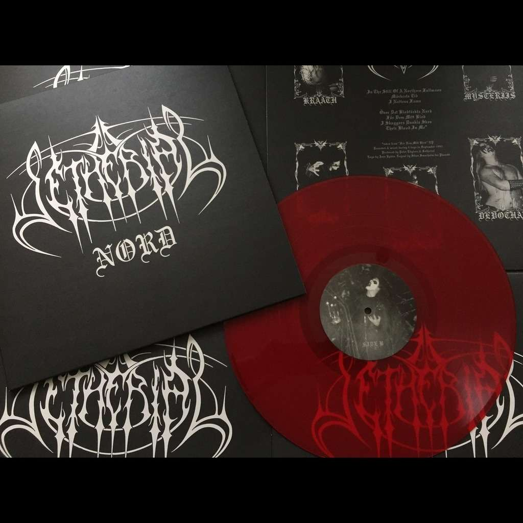 SETHERIAL Nord. Red Vinyl