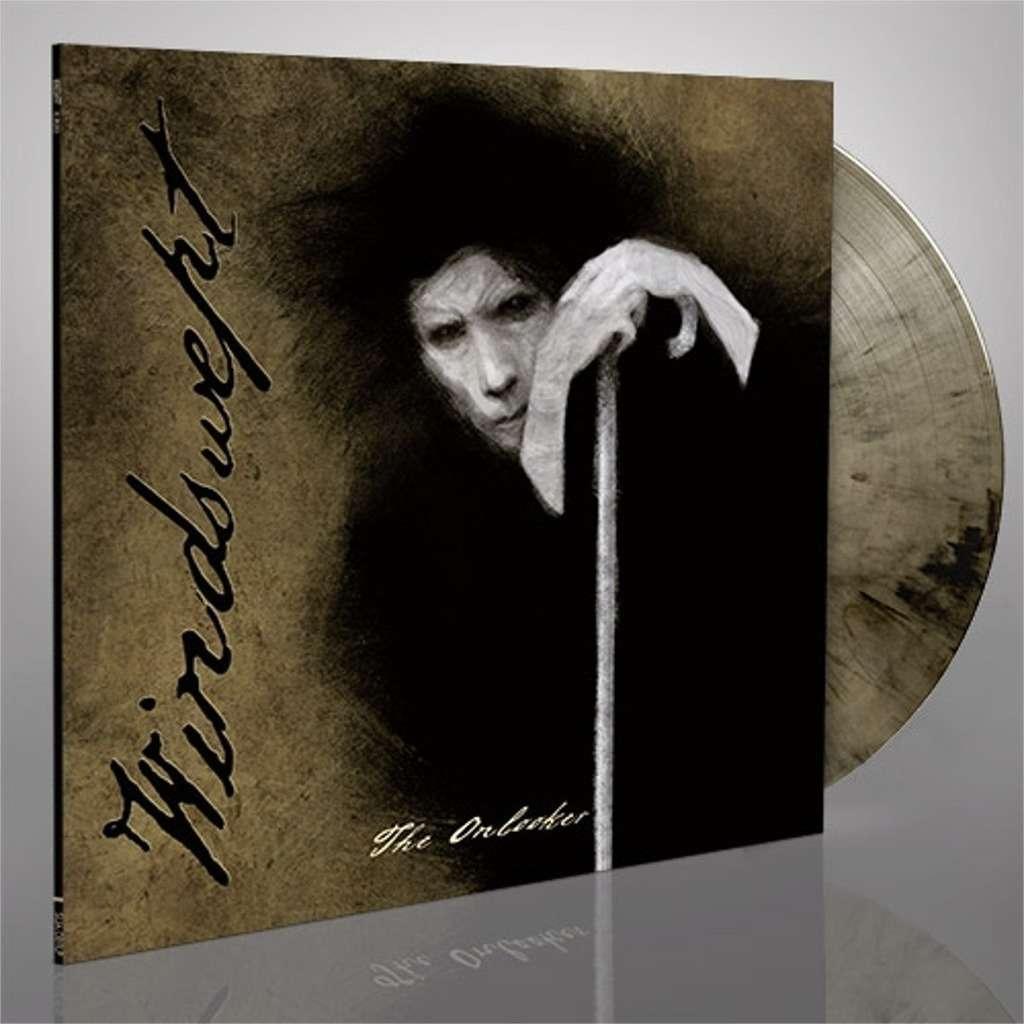 WINDSWEPT The Onlooker. Black & Gold Vinyl