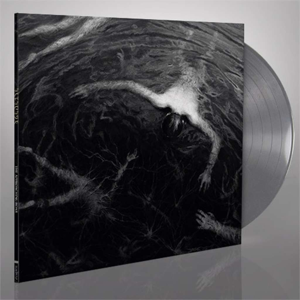 ALTARAGE The Approaching Roar. Silver Vinyl