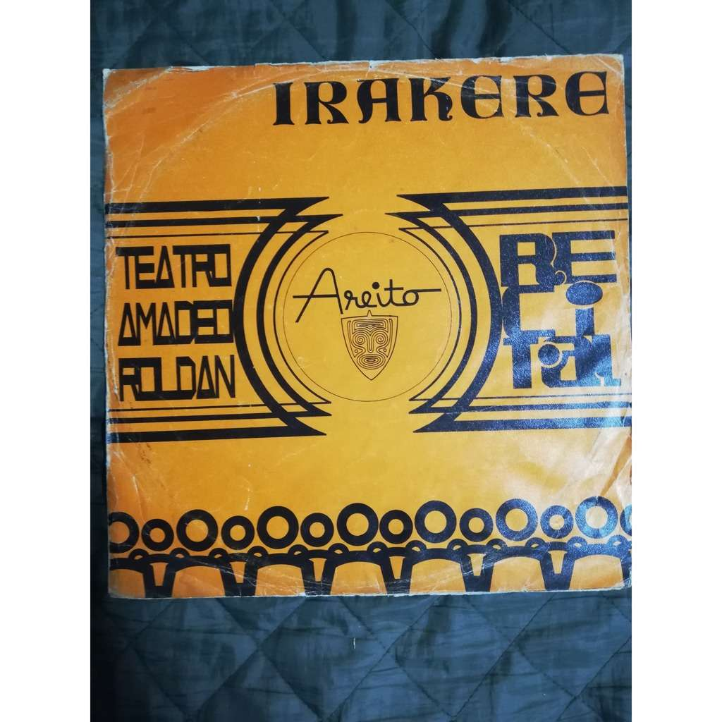 IRAKERE Teatroamadeo Roldan (Bacalao con pan)