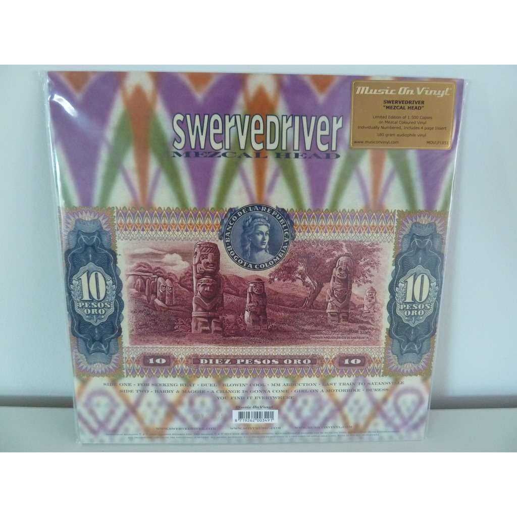 SWERVEDRIVER MEZCAL HEAD - WITH INSERT-