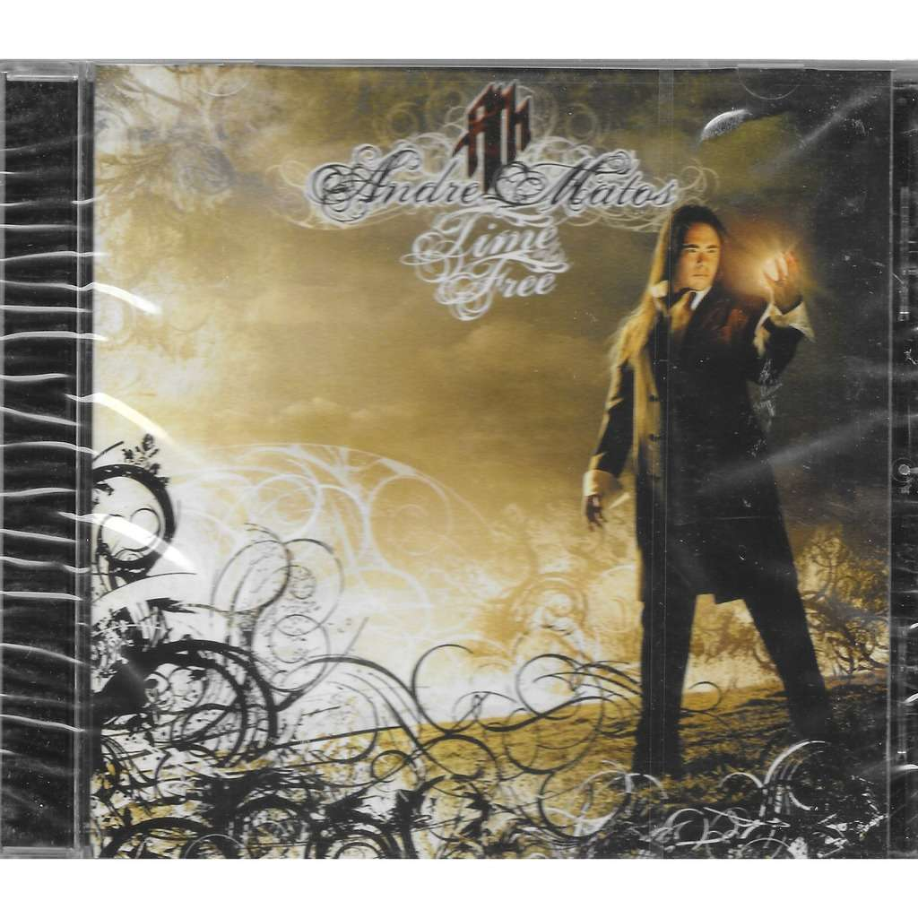 Time To Be Free By Andre Matos Cd With Louviers Ref 119450849