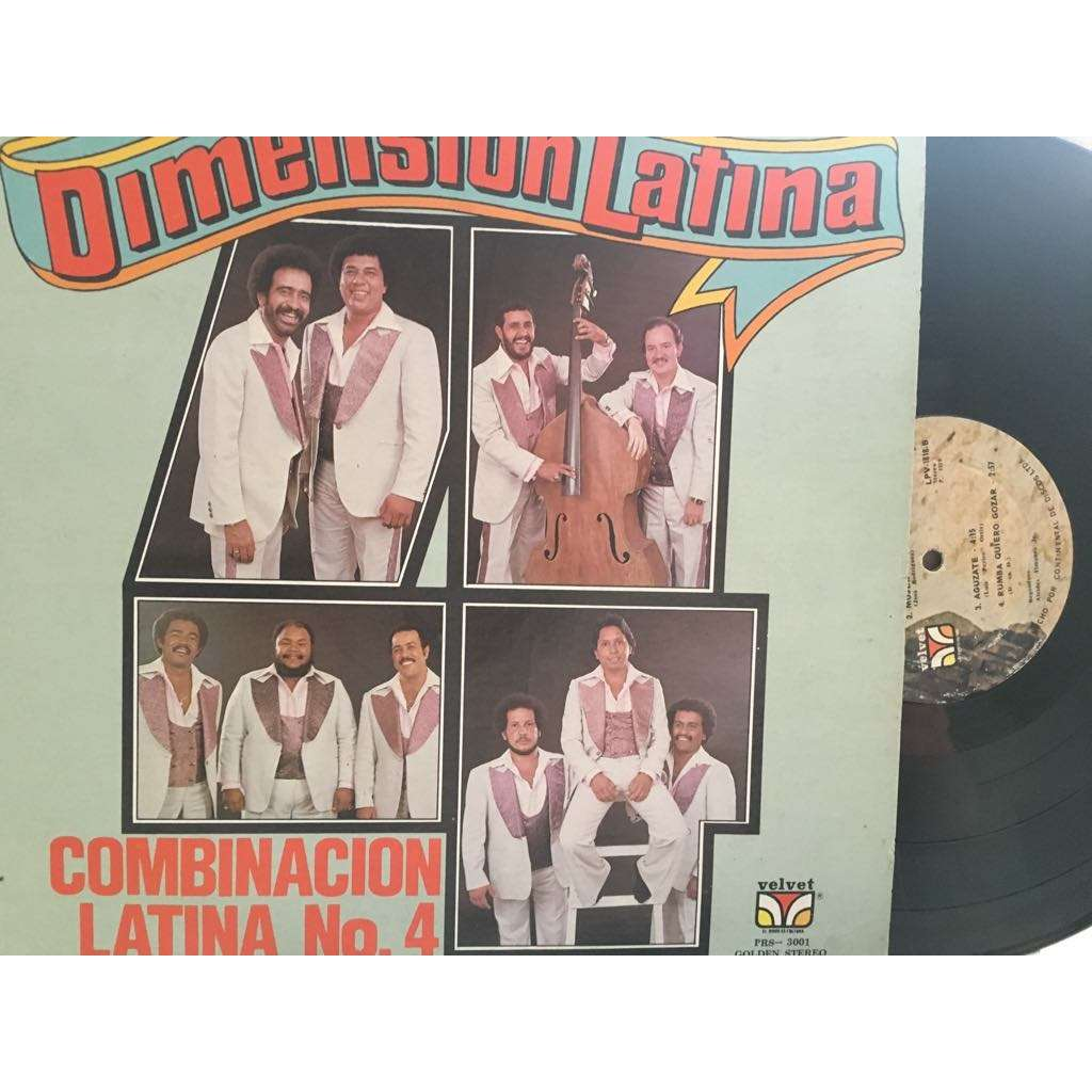 Dimension Latina Combinacion latina No 4