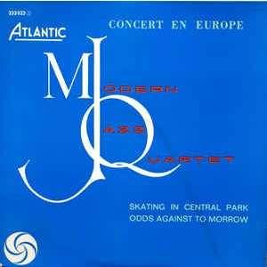 The Modern Jazz Quartet Concert En Europe