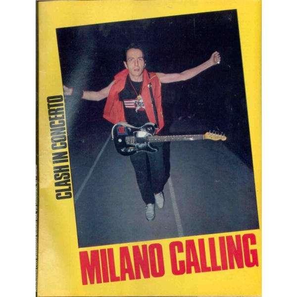 the clash Ciao 2001 (14.06.1981) (Italian 1981 music magazine)