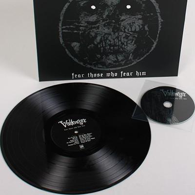VALLENFYRE Fear Those Who Fear Him LP+CD
