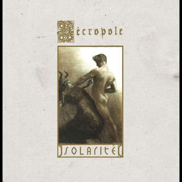 NECROPOLE Solarite. Black Vinyl