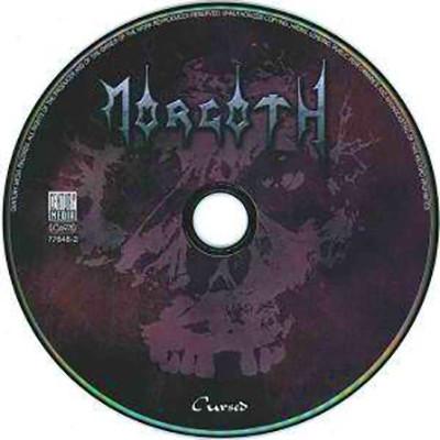 MORGOTH Cursed