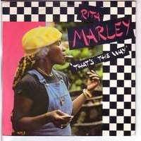 RITA MARLEY That's The Way Jah Jah Planned It / Jah Plan