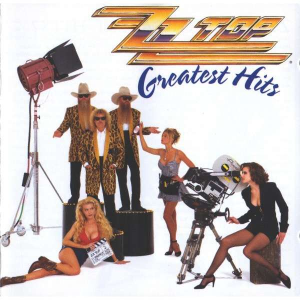 ZZ TOP - GREATEST HITS (EURO PRESSING 1 CD)