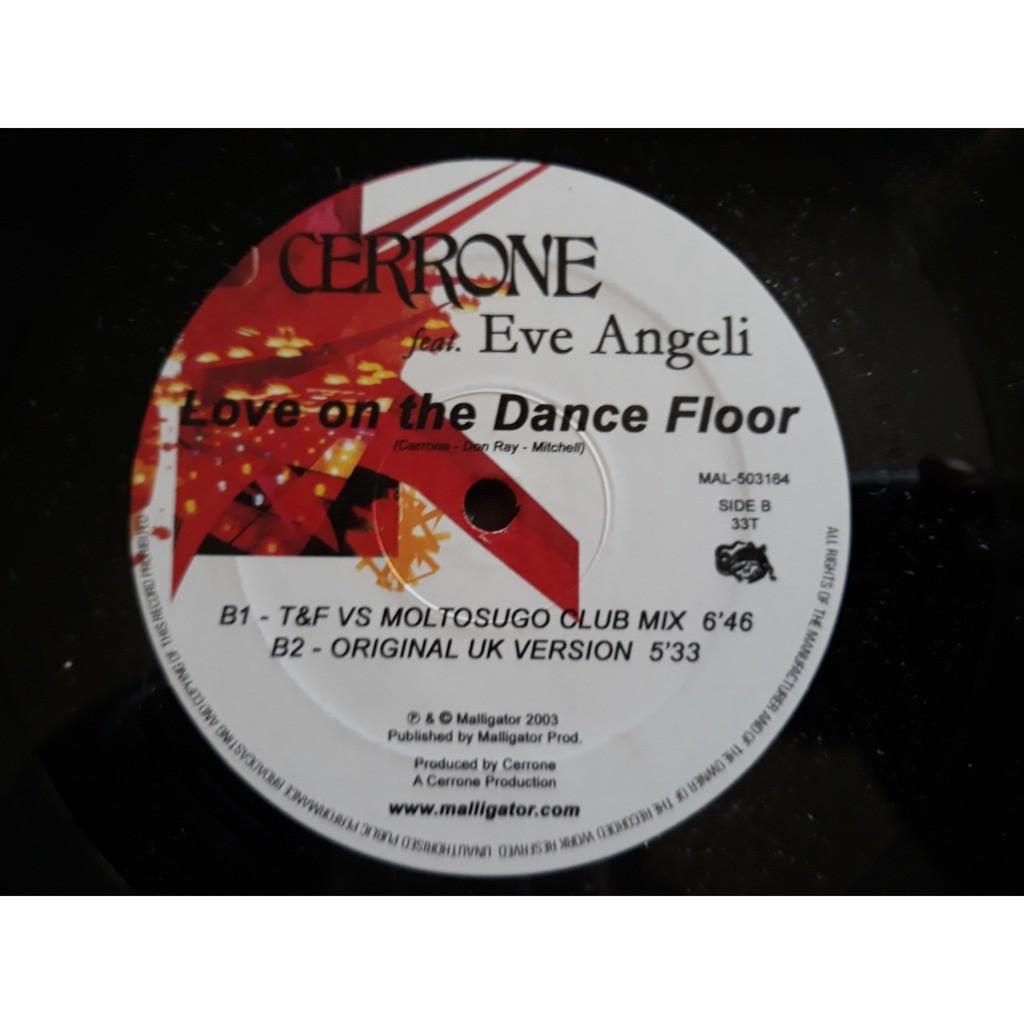 Cerrone Feat. Eve Angeli - Love On The Dancefloor Cerrone Feat. Eve Angeli - Love On The Dancefloor (12)