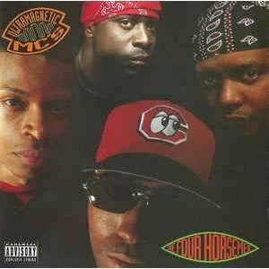 Ultramagnetic Mc's The Four Horsemen