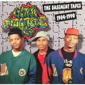 Ultramagnetic Mc's The Basement Tapes 1984-1990