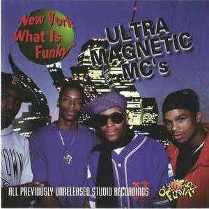 Ultramagnetic Mc's New York What Is Funky