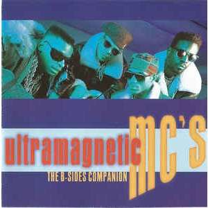 Ultramagnetic Mc's The B-Sides Companion