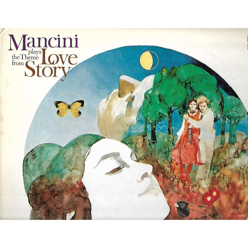 henry mancini Mancini Plays The Theme From Love Story