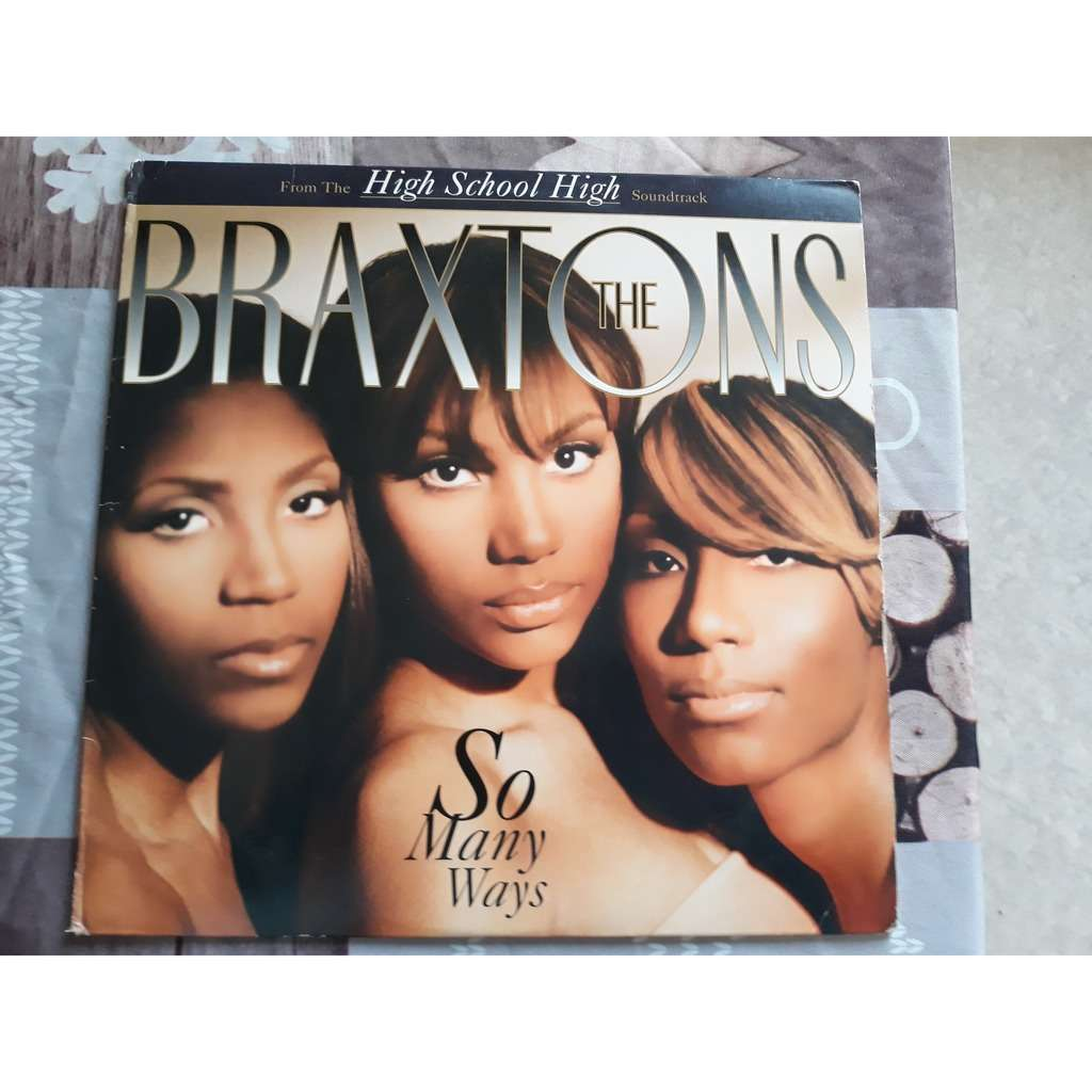 The Braxtons - So Many Ways (12) The Braxtons - So Many Ways (12)
