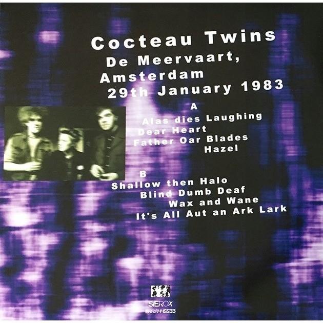 Cocteau Twins Amsterdam (lp)