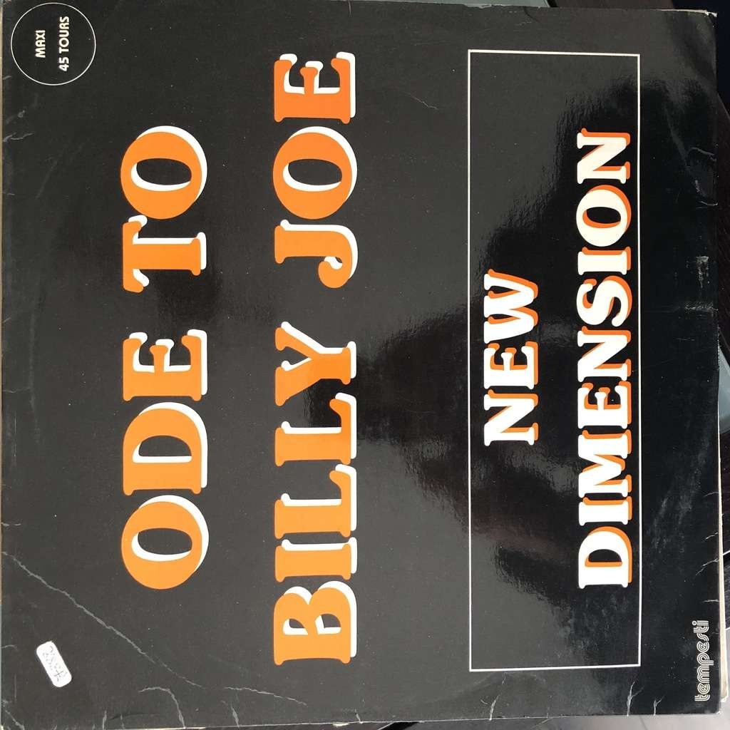 new dimension ode to billy joe
