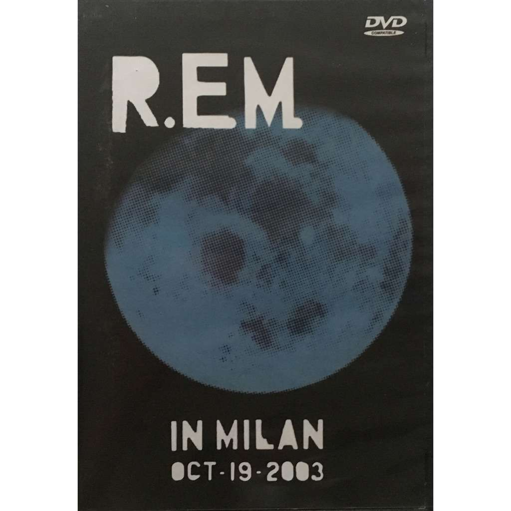 R.E.M. - R.E.M. IN MILAN OCT-19-2003 (DARKROOM STUDIOS, MILAN, ITALY, OCTOBER, 19, 2003)