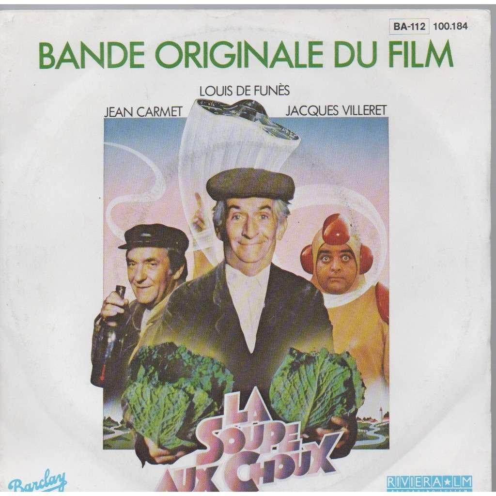 LEFEVRE Raymond BOF LA SOUPE AUX CHOUX BARCLAY