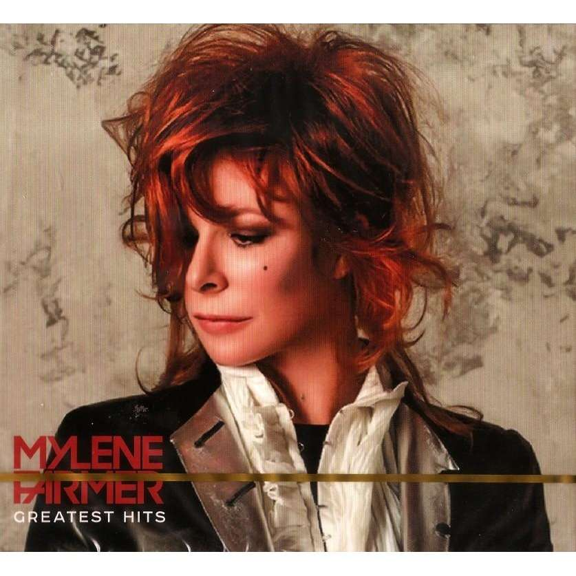 Mylene Farmer Greatest Hits 2018 2 CD New And Sealed Worldwide Free Shipping