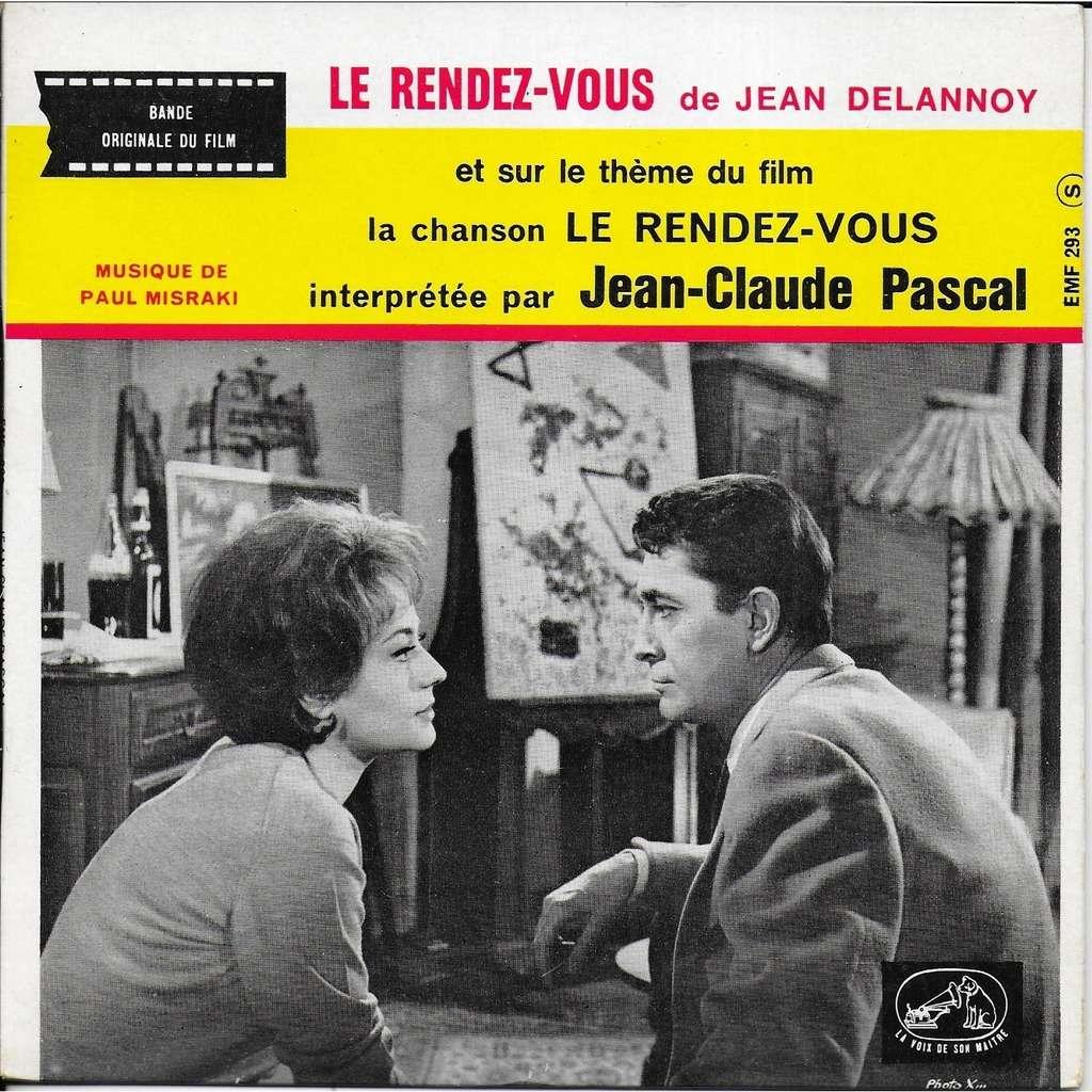 Jean-Claude PASCAL Le Rendez-vous (BOF)