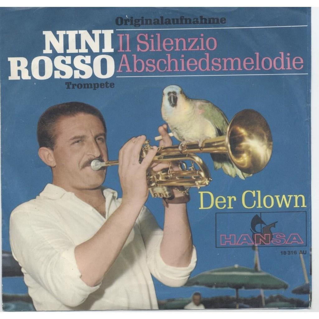 Nini Rosso Il Silenzio - Abschiedsmelodie / Der Clown