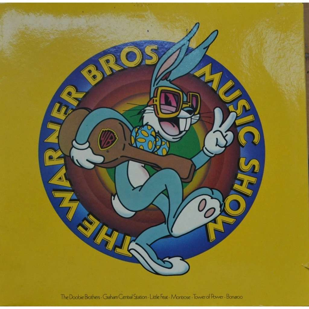 divers artistes - various artist The Warner Bros. Music Show
