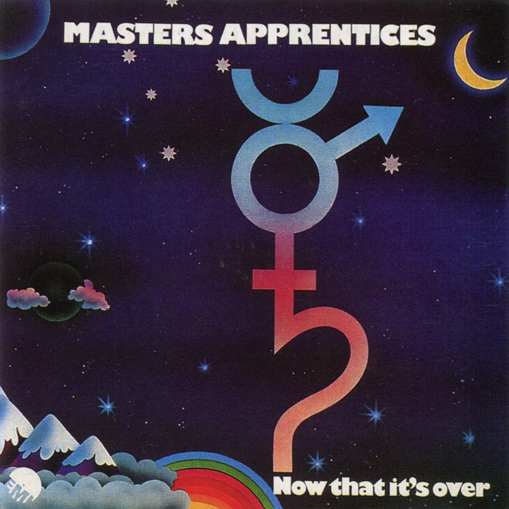 Masters Apprentices Now That It's Over