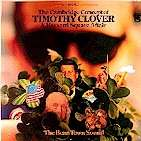 Clover, Timothy The Cambridge Concept Of Timothy Clover (A Harvard Square Affair)