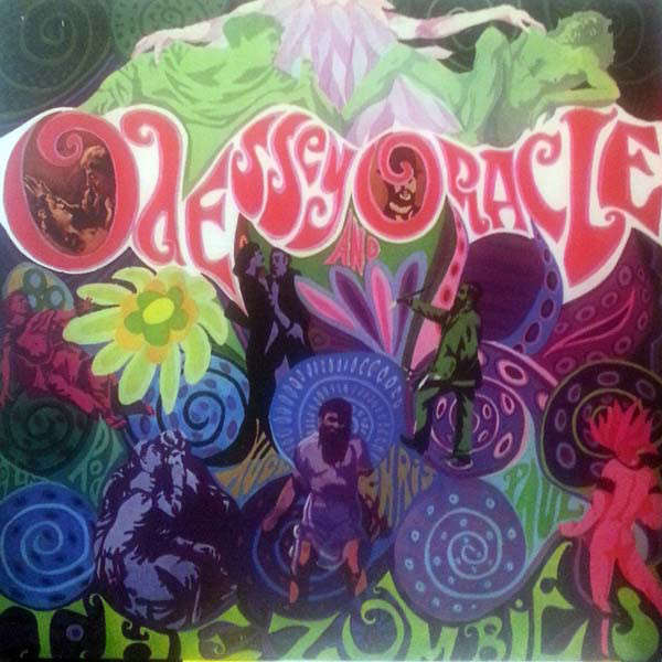 The Zombies Odessey And Oracle