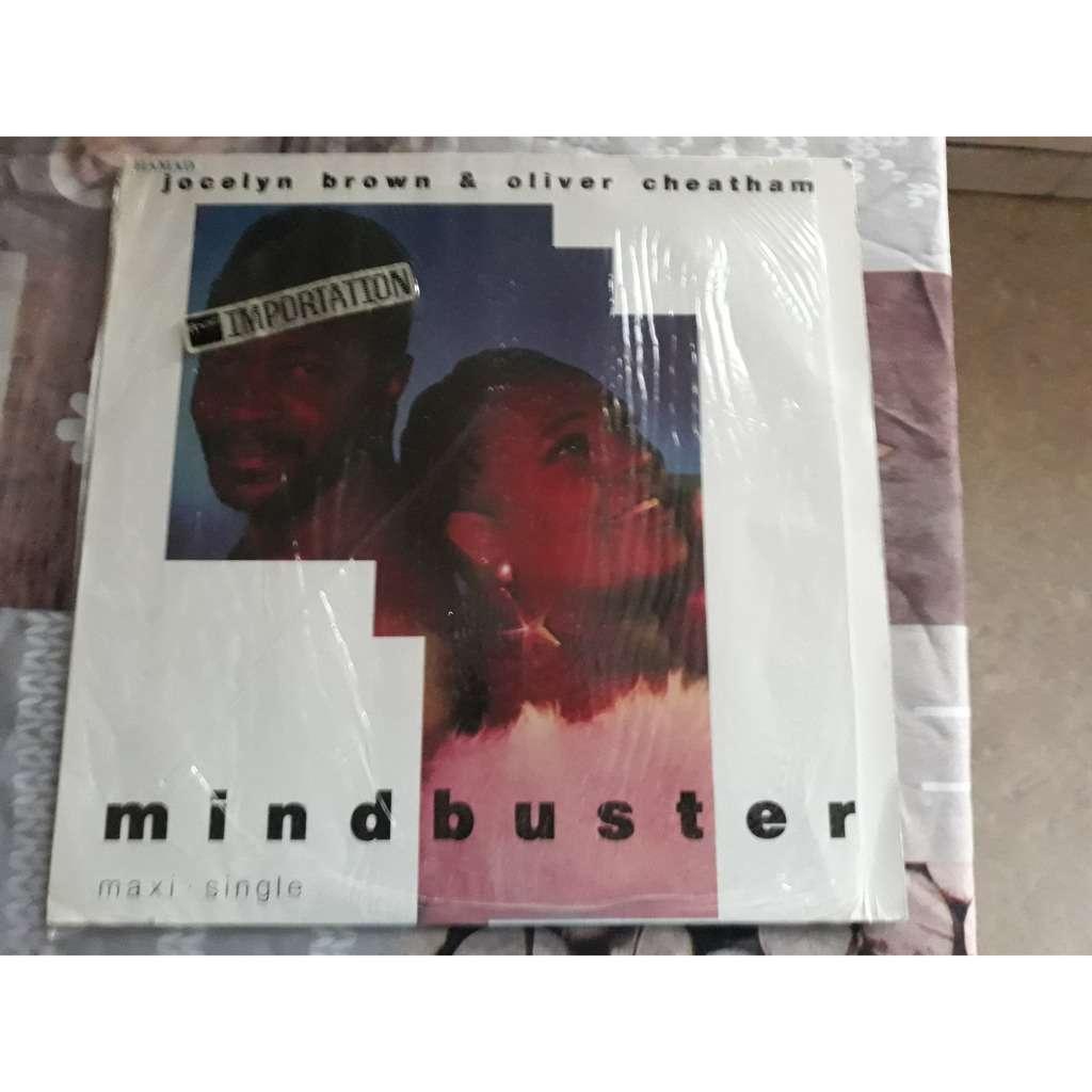 Jocelyn Brown & Oliver Cheatham - Mindbuster (12) Jocelyn Brown & Oliver Cheatham - Mindbuster (12)