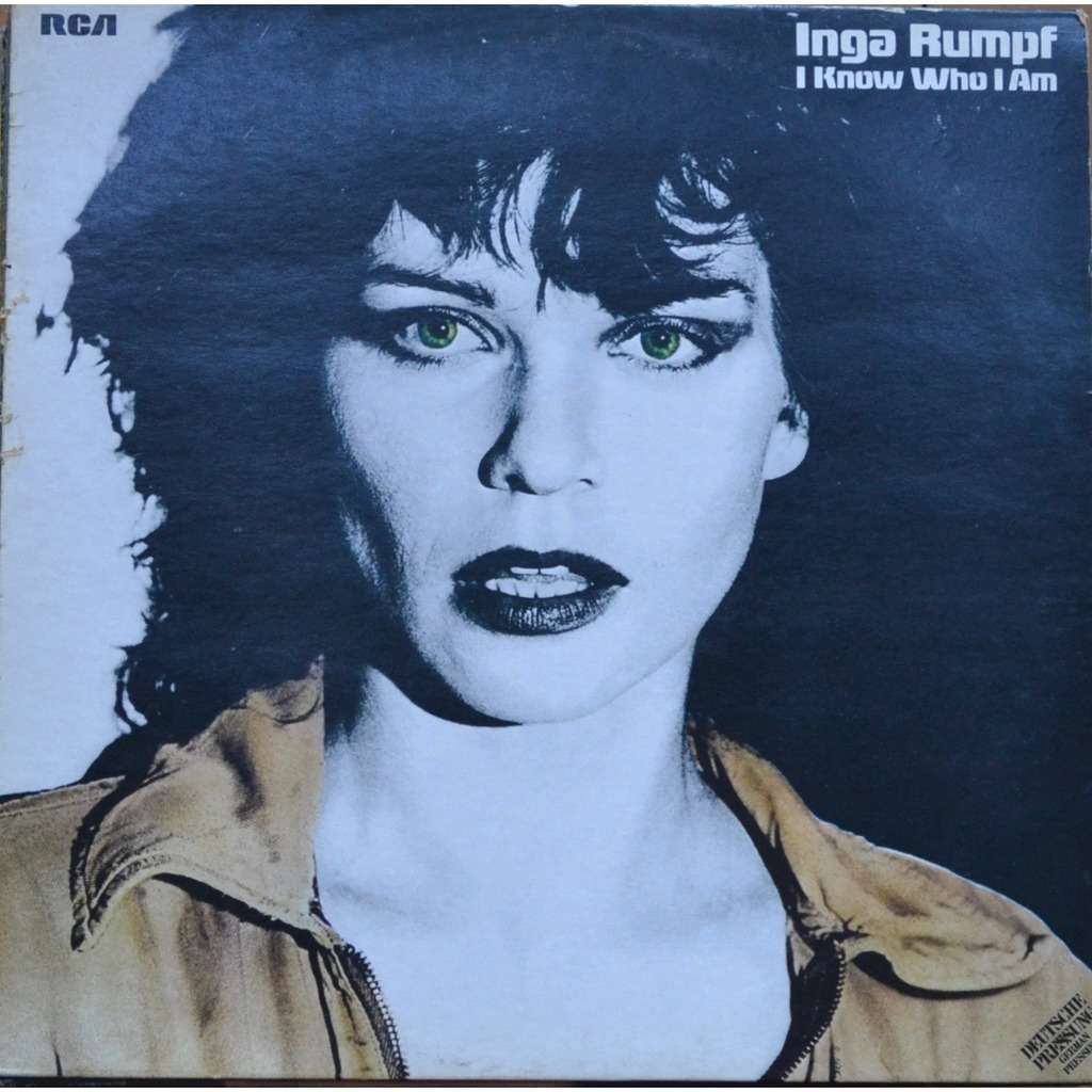 Inga Rumpf I Know Who I Am