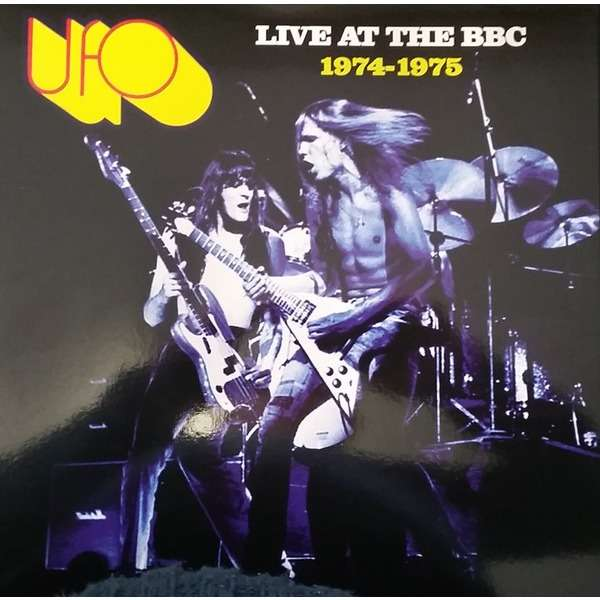 UFO Live At The BBC 1974-1975. London, UK 1974-1975.