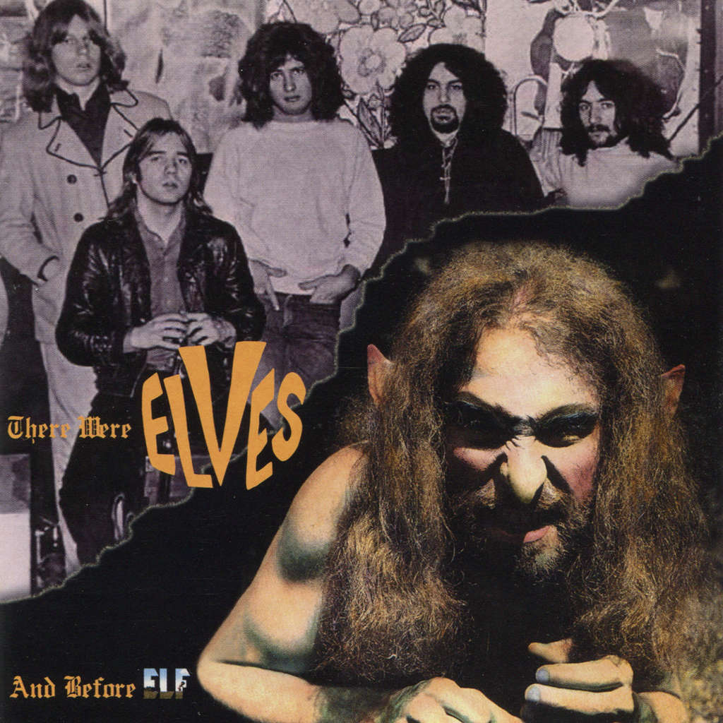 Elves & Ronnie James Dio And Before Elf... There Were Elves