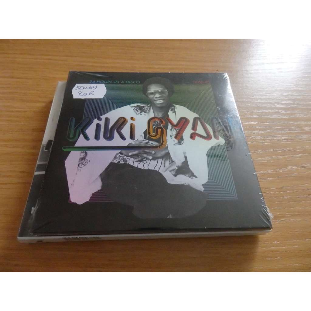 kiki gyan 24 HOURS IN A DISCO 1978-82