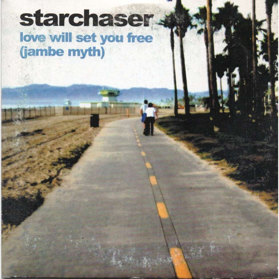 starchaser love will set you free