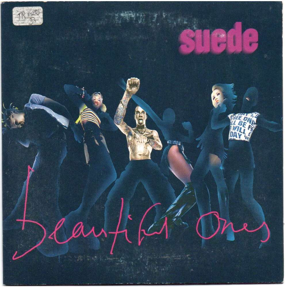 suede beautiful ones / young men