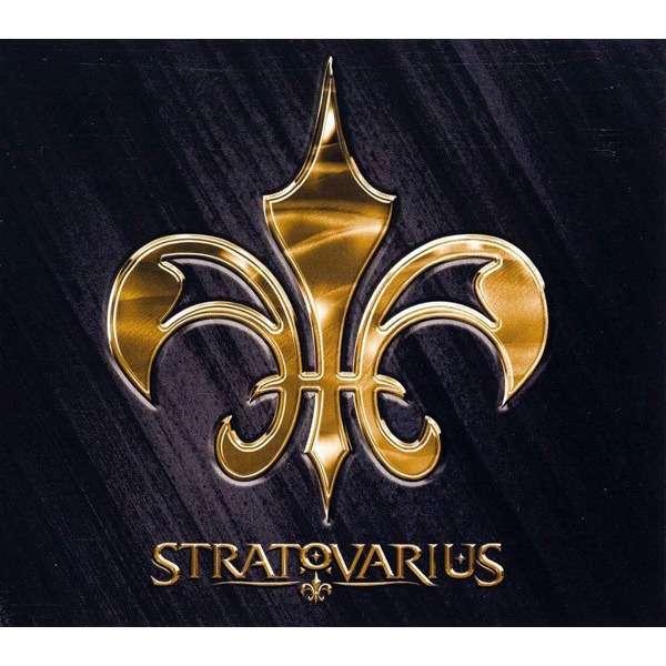 STRATOVARIUS - S/T (EURO PRESSING 1 CD DIGIPACK + 2 BOOKS)