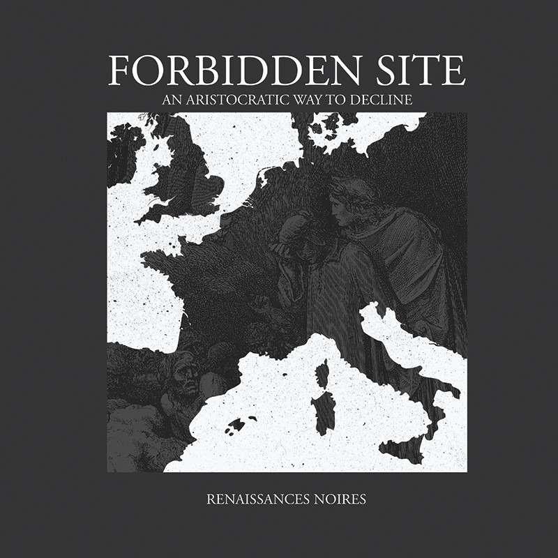 FORBIDDEN SITE Renaissances Noires. Black Vinyl