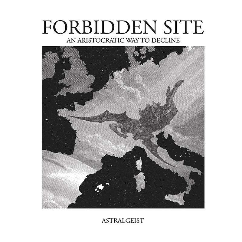 FORBIDDEN SITE Astralgeist. White Vinyl