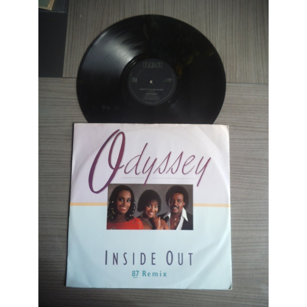 Odyssey Inside Out (87 Remix)