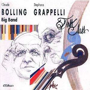 stephane grappelli, claude bolling first class