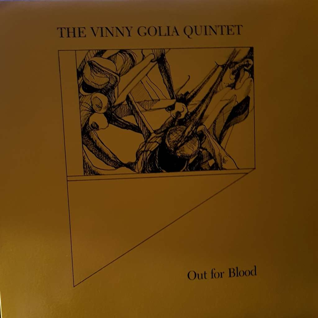 The Vinny Golia Quintet Out for Blood