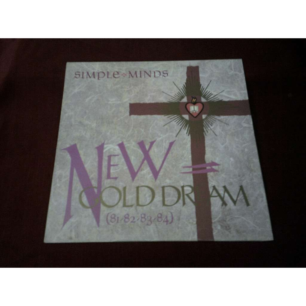 simple minds NEW GOLD DREAM