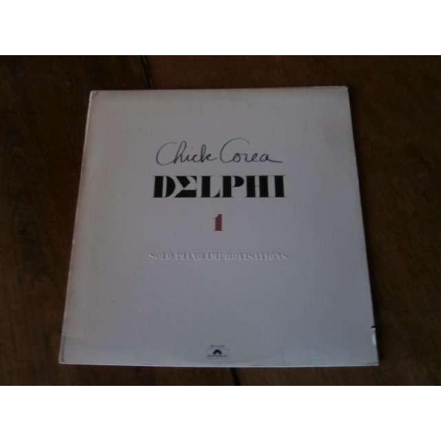chick corea Delphi 1